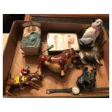 JOCKIE AND BULL TIN TOYS SOLD
