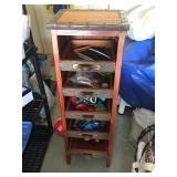 5 Shelf Cabinet