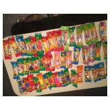 PEZ COLLECTION IN PACKAGES