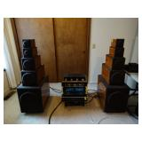 Audiophile Auction with album collection