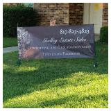 50% off most!  Burleson Artist Estate by GodleyEstateSales.com