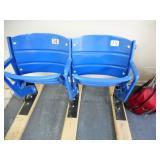 Original Seats Veterans Stadium