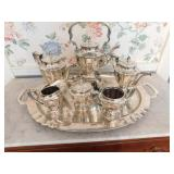 Sanborns (Mexico) Sterling  Coffee/Tea Set