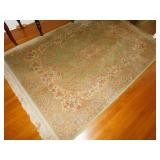 Karastan Wool Carpet 4.3 x 6