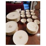 "12 Pc Lenox ""Wheat"""