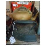 several primitive items