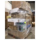 Assorted Pallets, electronics, automotive supplies, home decor, health supplies, and much more!