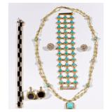 Fine selection of estate jewelry