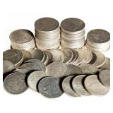 The Sisson collection American coins including over 2,000 silver dollars and large quantities of oth