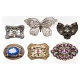 Huge selection of vintage costume jewelry
