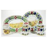 Fine selection of Rabbitware
