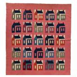 One of several fine quilts, from a good selection of textiles and sewing accessories