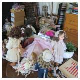 TAG SALE Wantagh Tons of collectable dolls and a lot more NYTS