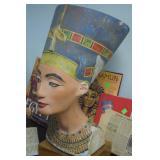 Gipsoformeia Museum Replica Bust