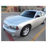 2009 Dodge Charger SE 3.5L - Runs - current bid $1950