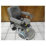Working Hoveround Power Wheel Chair - current bid $100