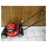 Troy-Bilt 725EX 190cc Push Mower - current bid $20