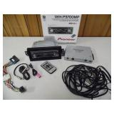 Like-New Pioneer Car Receiver & XM Satellite - current bid $20