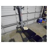 Bowflex Home Gym - current bid $15