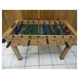 Voit Foosball Table - current bid $70
