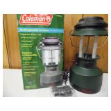 Working Coleman Rechargeable Latern - current bid $10