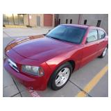 2007 Dodge Charger SE 3.5L - Runs - current bid $700