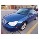 2010 Chrysler Sebring Convertible 113k - Runs - current bid $2100