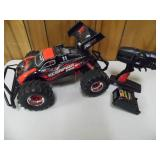 Working RC Pro Scorpion Remote RC Car - current bid $10