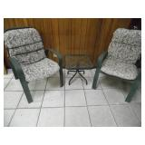 Hampton Bay 3 Piece Patio Set - current bid $15