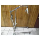 Invacare Hydraulic Lift w/Adjustable Base - current bid $10