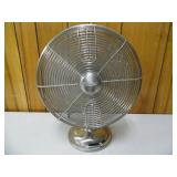 Working Hunter Stainless Steel Fan - current bid $15