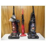 Group of 3 Vacuum Cleaners - current bid $10