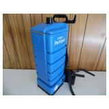 Working Castex Portapac Vacuum Cleaner - current bid $10