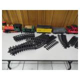 Rio Grande Train Set - current bid $10