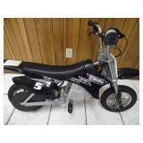 Razor MX350 Dirt Rocket Electric Bike - current bid $225