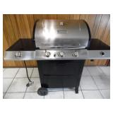 Kenmore Stainless Steel Propane Grill - current bid $25