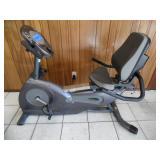 Working Cybex Recumbent Bike - current bid $45