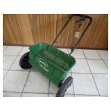 Scotts AccuGreen 3000 Lawn Seeder - current bid $10