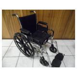 Guardian Folding Wheel Chair - current bid $10