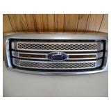 2009-2014 Ford Platinum Main Grill - current bid $25