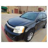 2008 Chevy Equinox LT 120k miles - Runs - current bid $1700