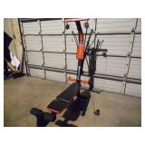 Bowflex Complete Home Gym - current bid $20