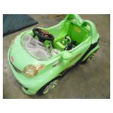 Power Wheels Battery Powered Car - current bid $10