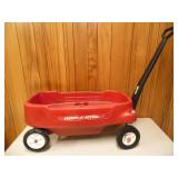 Radio Flyer Red Wagon - current bid $10