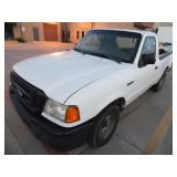 2005 Ford Ranger - Runs - current bid $1050