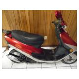 2004 Panterra Fusion Electric Scooter - current bid $275
