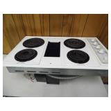 Whirlpool 36-inch Cooktop w/Down Draft Vent - current bid $40