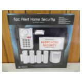 Factory Sealed 6pc Home Security System - current bid $25