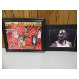 1996 Chicago Bulls Championship Poster - current bid $5