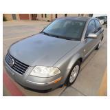 2003 Volkswagon Passat GL - Runs - current bid $600